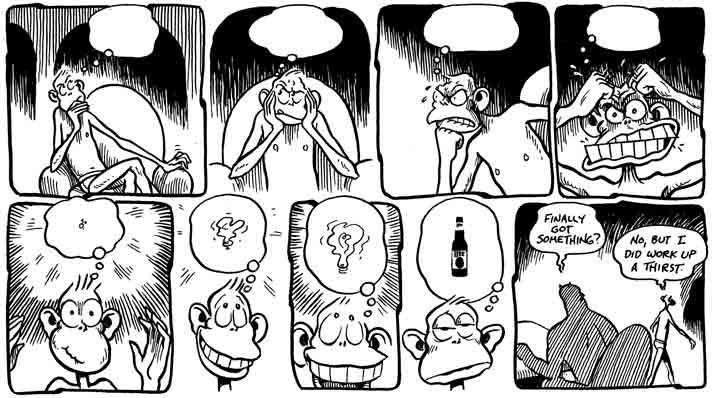 Subconscious Comics